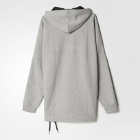 Худи мужское Adidas Street Essentials Color Medium Grey Heather