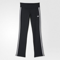 Брюки Adidas Basic 3-Stripes Color Black
