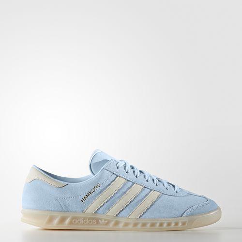 d8ee5bf6 Кроссовки женские Adidas Hamburg (aртикул: BA8410) - adishop.by