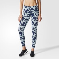 Леггинсы женские Adidas ESSENTIALS ALLOVER PRINT