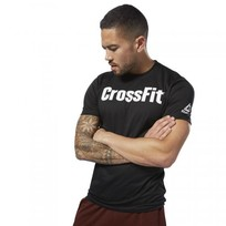 Футболка мужская Reebok CrossFit Speedwick FEF Graphic