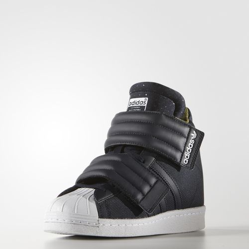 Женская обувь Adidas SUPERSTAR UP 2STRAP (aртикул  S82794) - adishop.by b32d4d07be0
