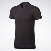 Футболка мужская  Reebok TRAINING ESSENTIALS MÉLANGE